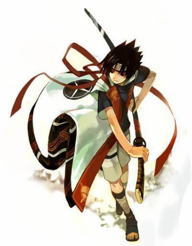Sasuke Uchiha Page 7